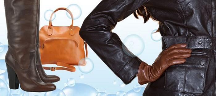 Химчистка кожаных изделий. Дубленки, куртки, обувь, сумки.