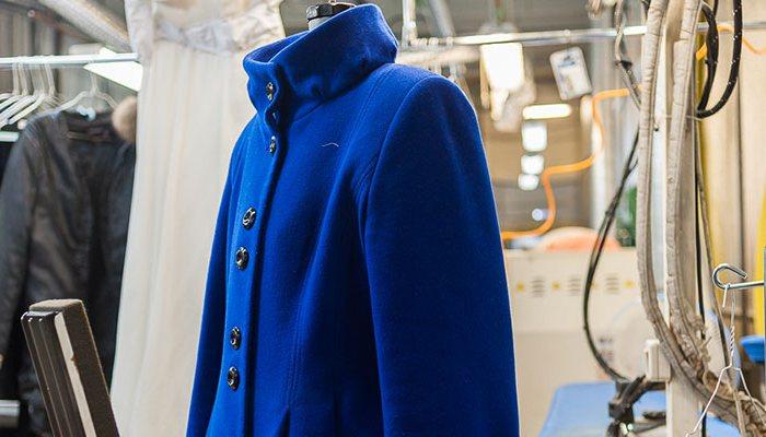 Химчистка в Киеве: пальто, шубы, пуховики, кожа. Услуги прачечной