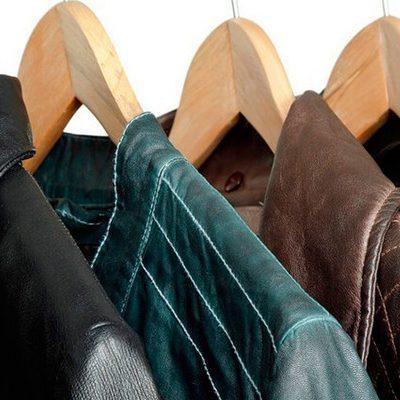 Чистка кожаных изделий: курток, дубленок, сумок