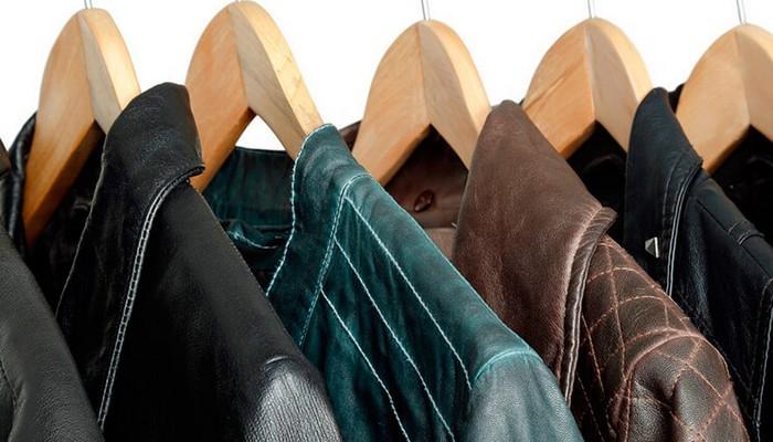 Чистка кожи в Киеве - куртки, дубленки, сумки. Услуги химчистки прачечной