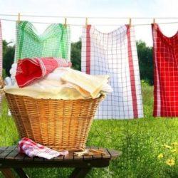 Махровые полотенца — наука правильной стирки